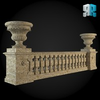 baluster max