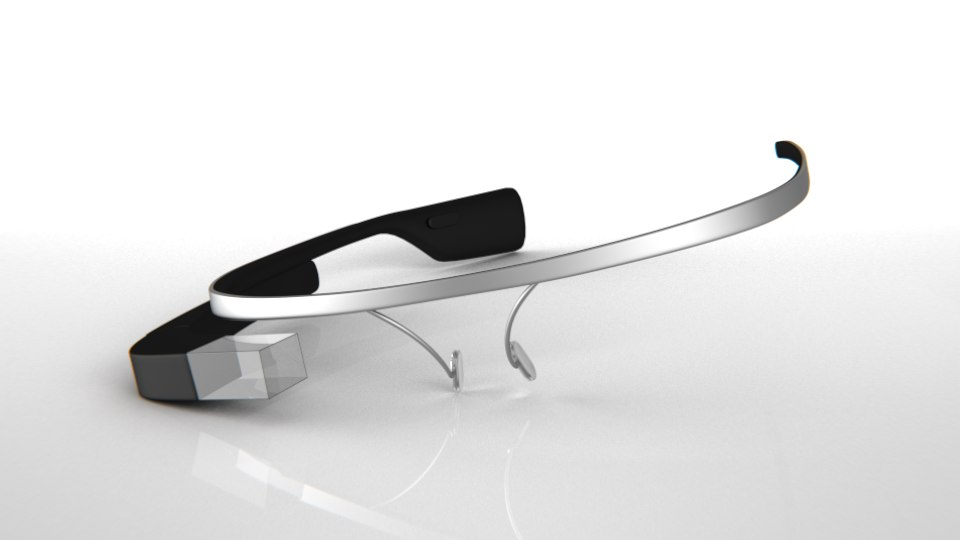google glass 3d 3ds