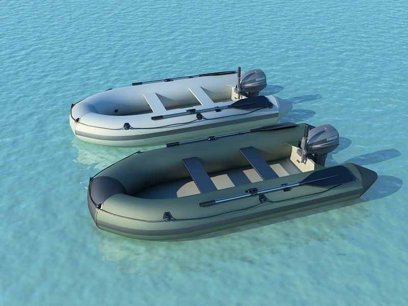inflatable boats max