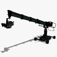 38Ft Cine crane & ARRI 435 X-TREM