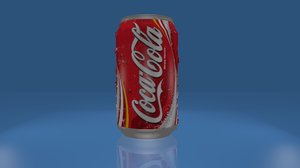 free obj model coca cola