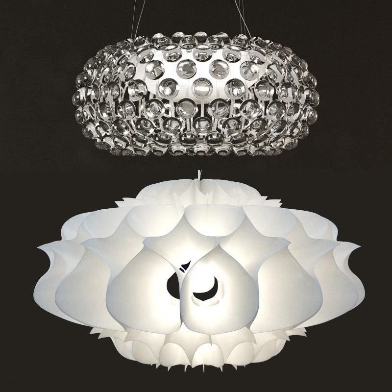 foscarini ceiling lamp max