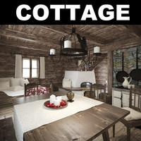 max cottage interior