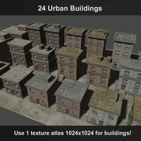24 Urban Buildings