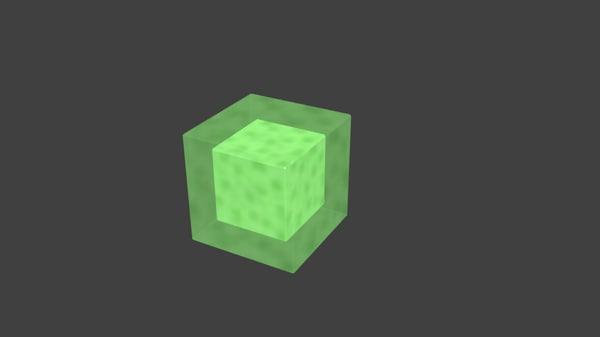 free obj mode block slime