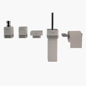 nimco accessories 3d model