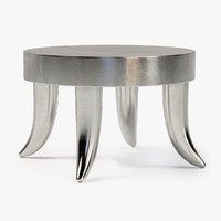 baker furniture tusk table max