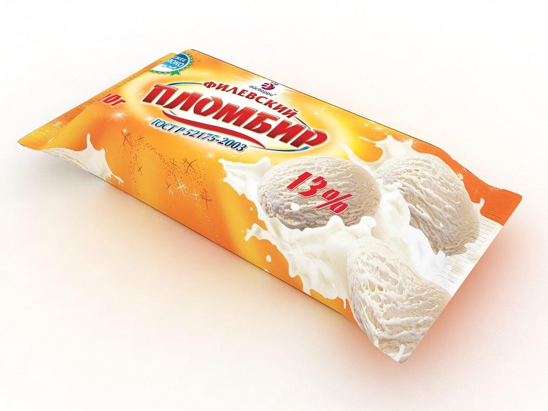 ice cream pack 3d max