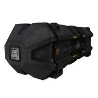 box cargo 3d max