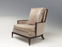 Califorina Cane Lounge Chair