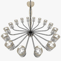 max chandelier glass penthouse