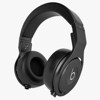 Headphones Monster Beats Pro 03