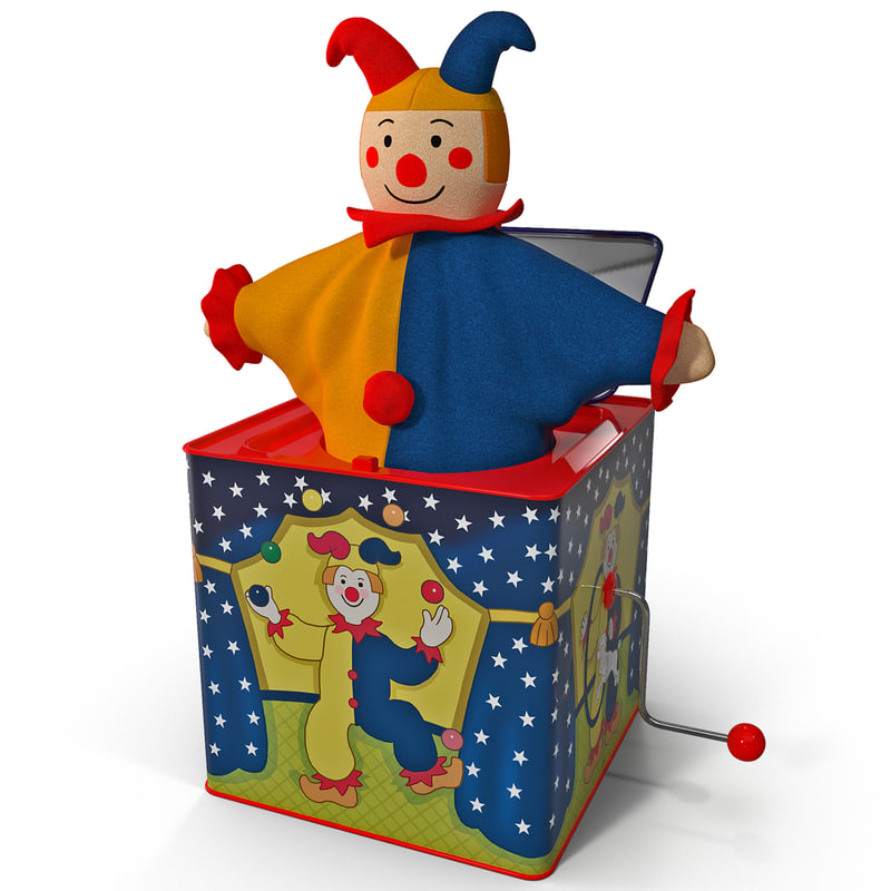 jack in the box toy. jack in the box toy t