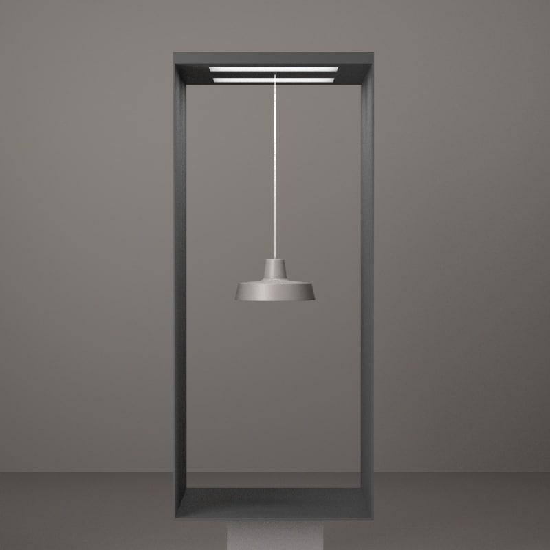 3d - light model