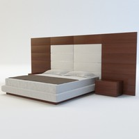 PIANCA PEOPLE BED