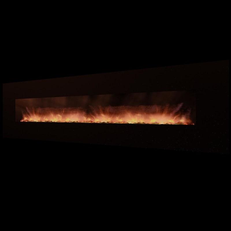 dwg electric fireplace al100clx-specs