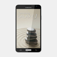 3d model samsung galaxy j