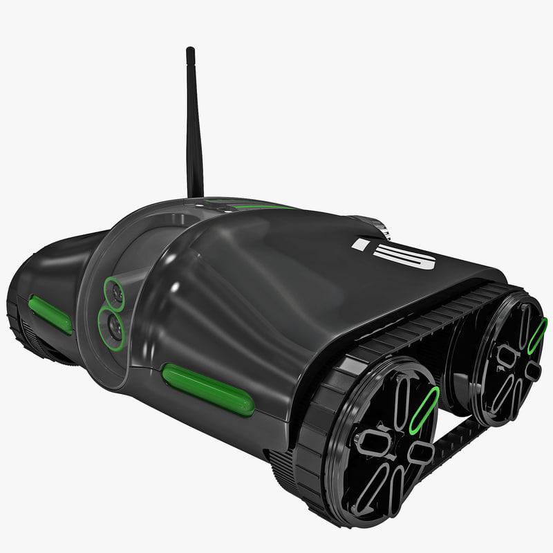 wireless spy tank max