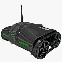 Wireless Spy Tank