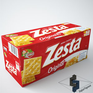 max zesta saltine crackers