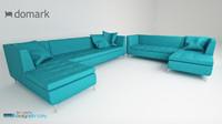 3ds max sofa coco domark