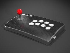 3d model arcade design