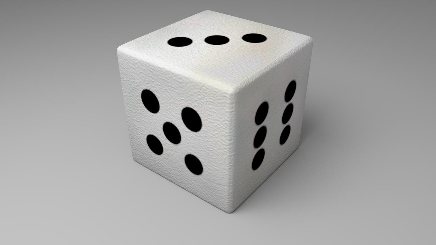 maya simple dice