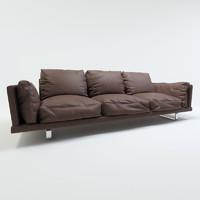 3d sofa arflex model