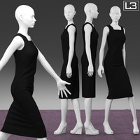 woman mannequin clothes max
