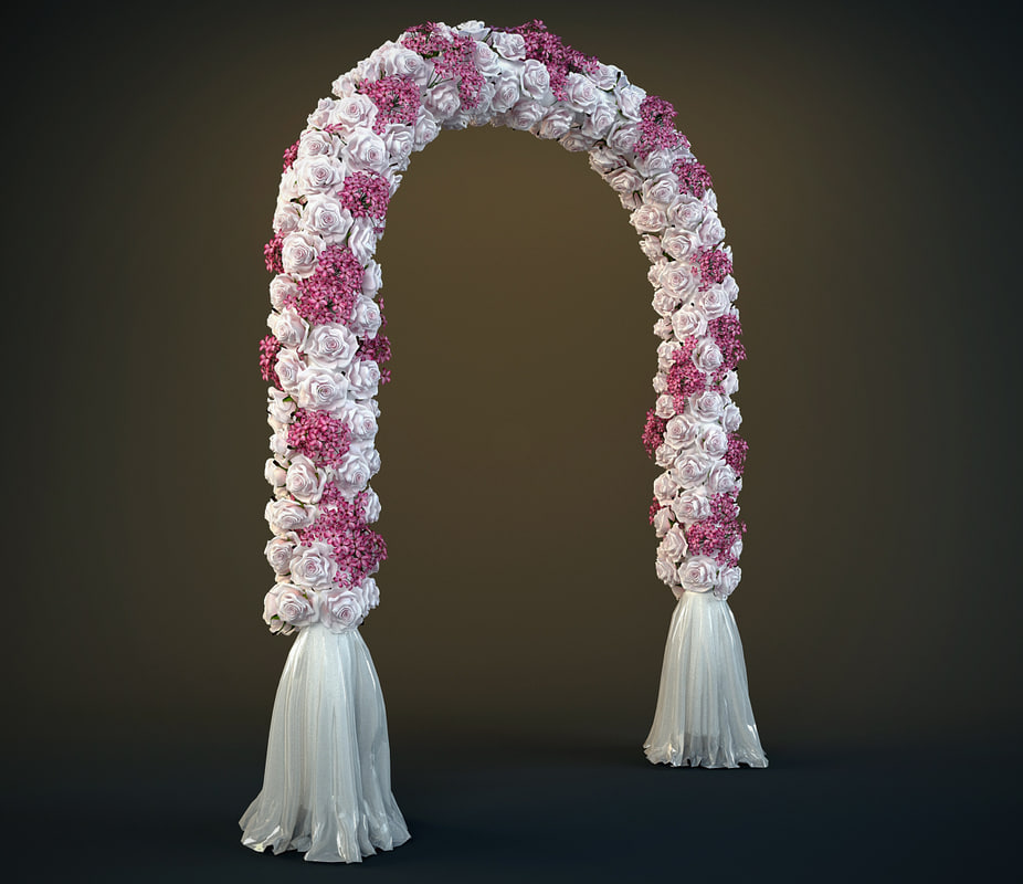 max arch flowers