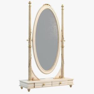 3ds max classic mirror savio firmino