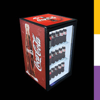 Drinks Fridge Coca-Cola SCT