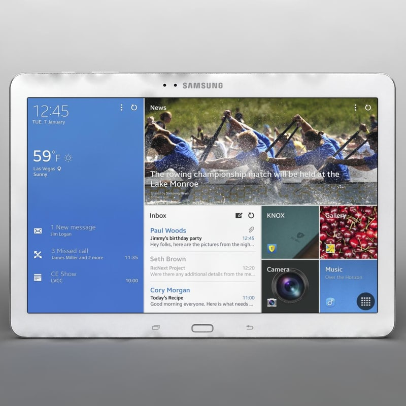samsung galaxy tab note d model