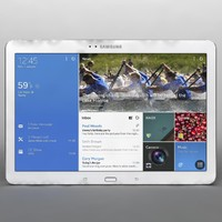 Samsung Galaxy Tab Note 12.2 White