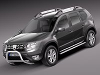 Dacia Duster 2014 Offroad