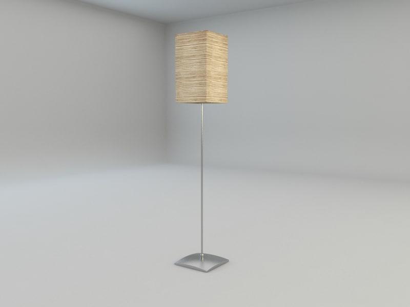 orgel floor lamp max