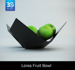 lorea bowl obj