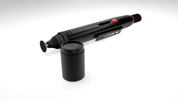 3d lenspen pen lens model