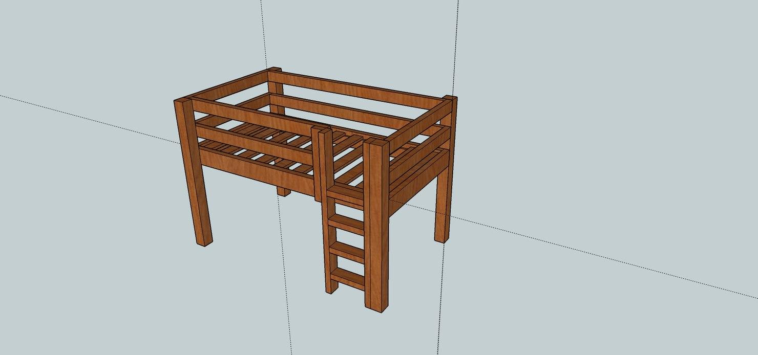 dxf loft bunk
