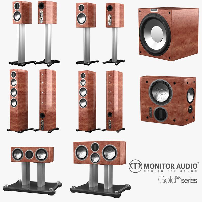 monitor gold series max