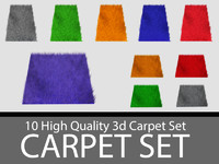 max carpet set