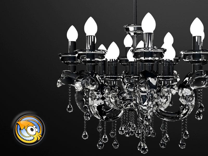 free max model chandelier light furniture