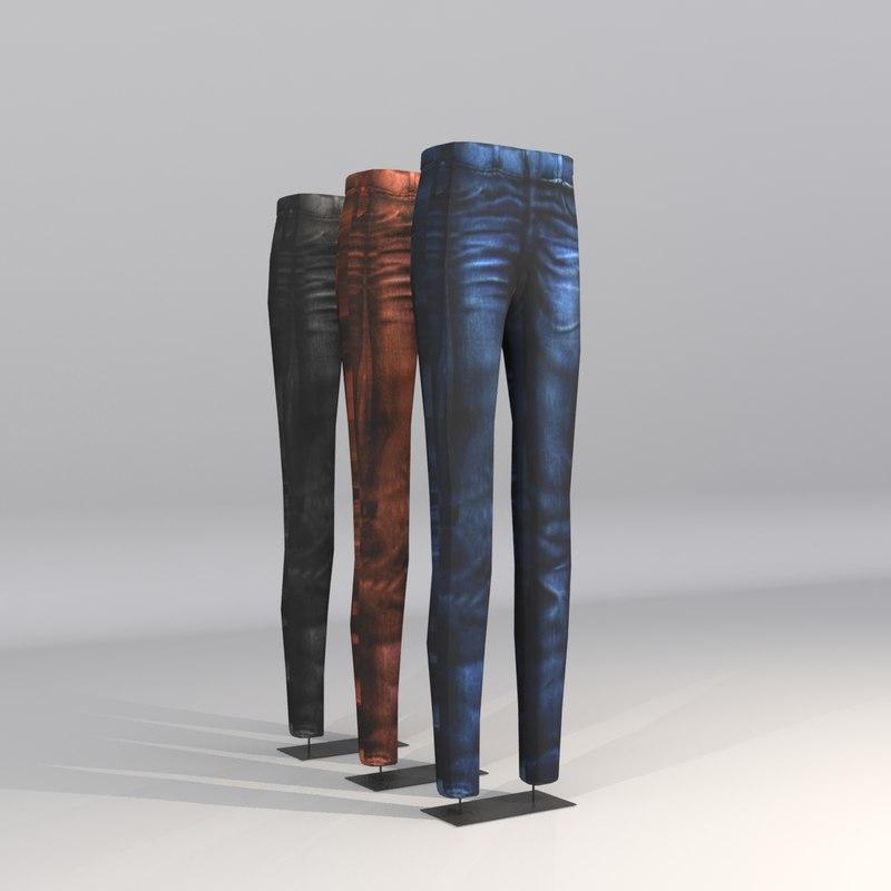 maya jeans display stand