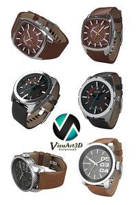 3ds diesel watches