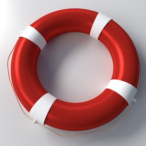 safety ring float 3ds