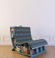 Bookcase Chair 7