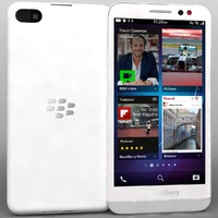 BlackBerry Z30 White