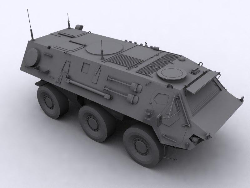 3d apc fuchs model