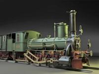 Steyerdorf Steam Locomotive