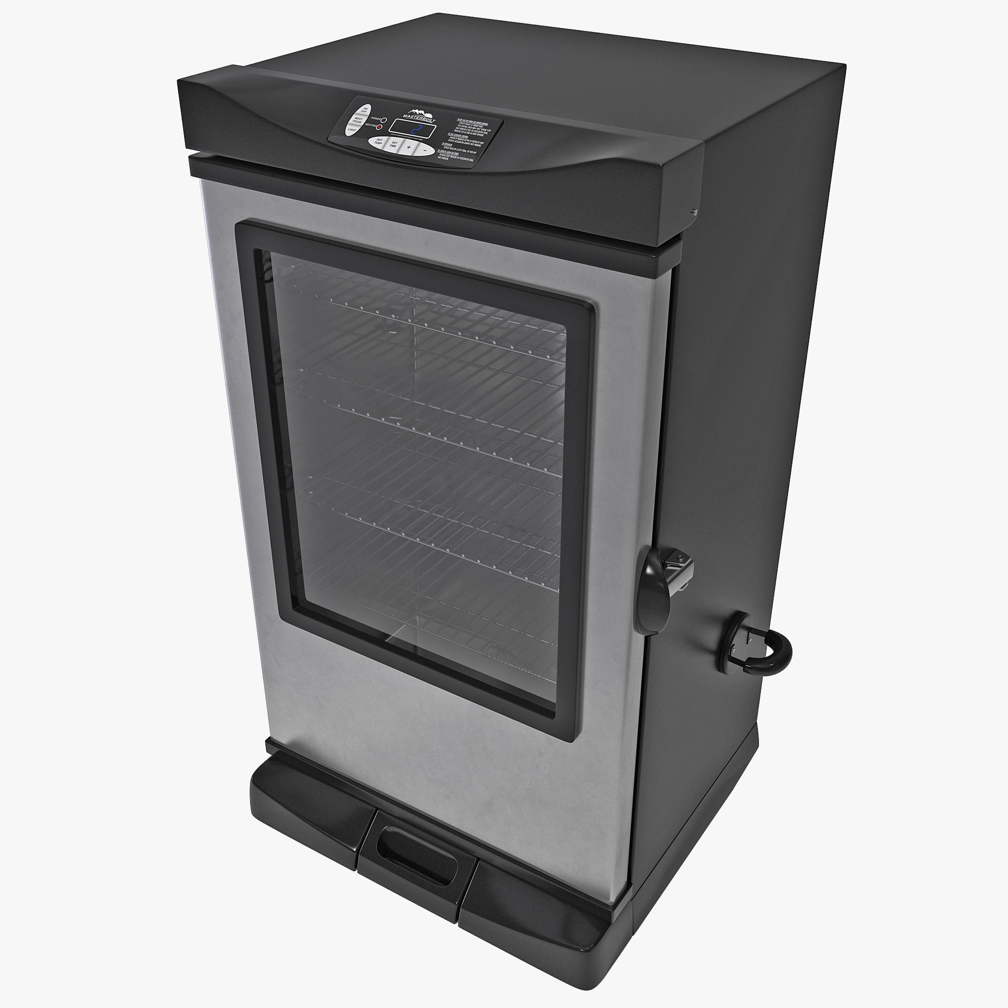 Masterbuilt Electric Grill ~ Electric smoker masterbuilt d model